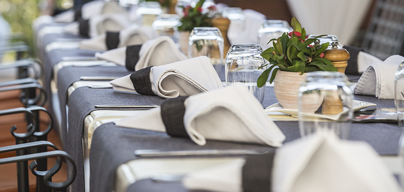 Three tips for choosing the right restaurant for organising a celebration