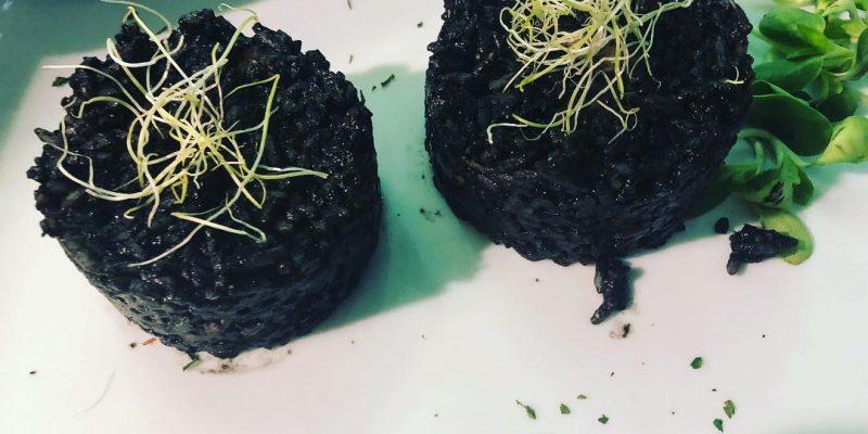 Svo bogatstvo Jadrana – Crni rižot od sipe